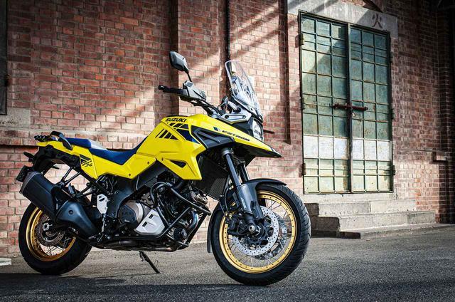 画像: 151万8000円。スズキの『Vストローム1050XT』はアドベンチャーとして本当におすすめできるか? - スズキのバイク!