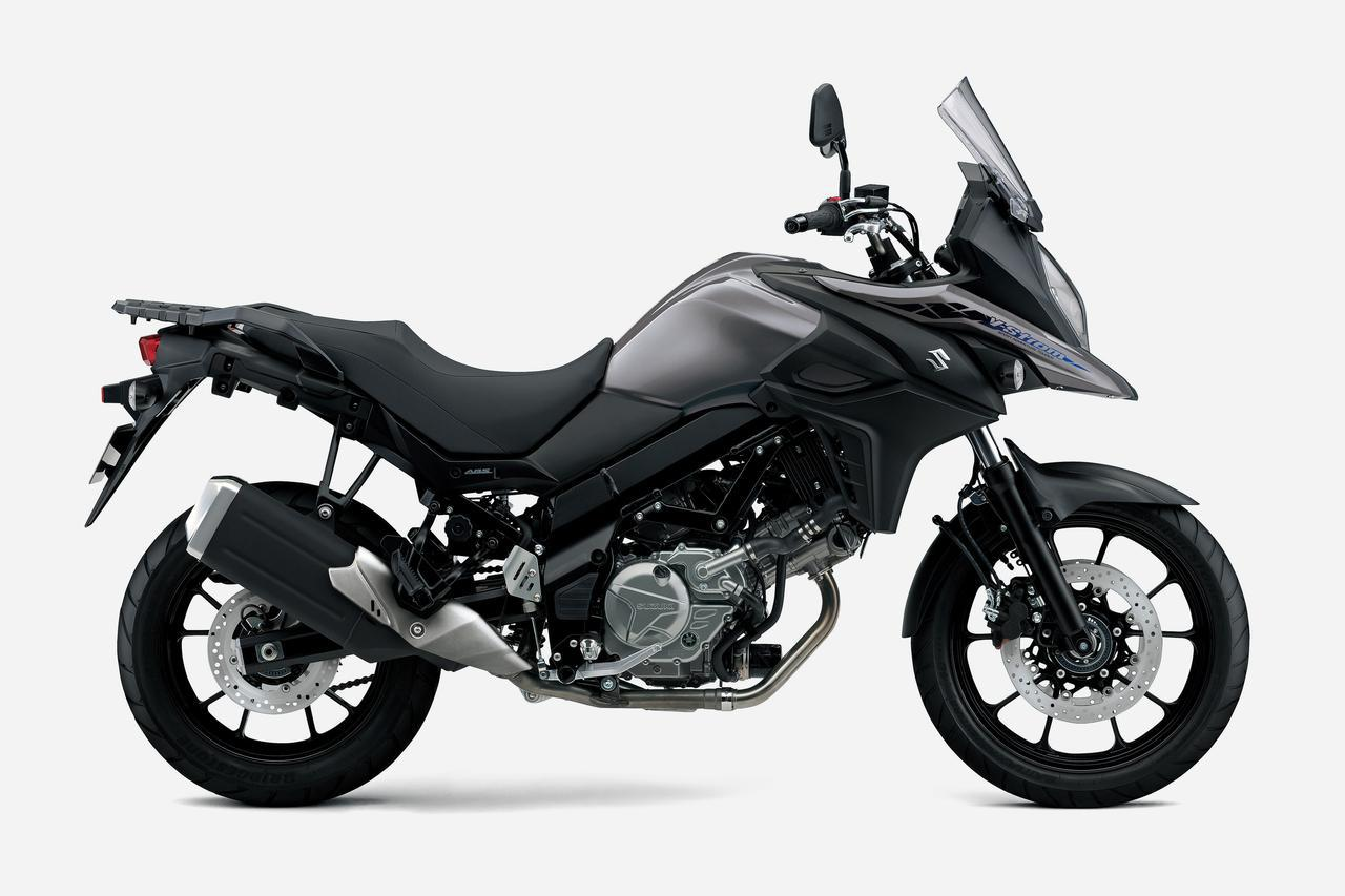 画像4: 【新車】クラスを超えすぎの650ccアドベンチャーバイク! スズキ『Vストローム650/XT』が2021年モデルとしてカラーチェンジ。価格と発売日は?【SUZUKI V-Strom650/XT】