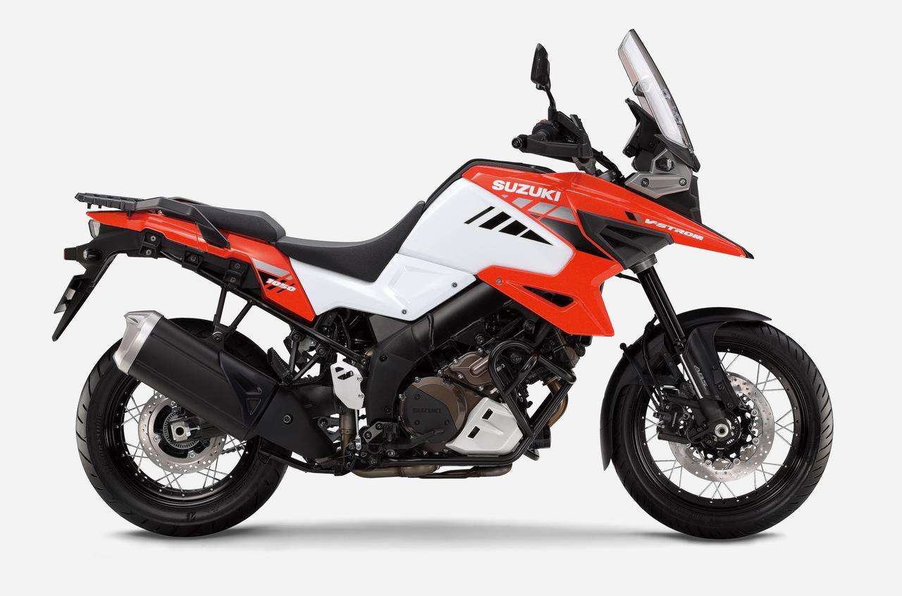 Images : 2番目の画像 - 【写真8枚】 Vストローム1050XT ABS - スズキのバイク!- 新車情報や最新ニュースをお届けします