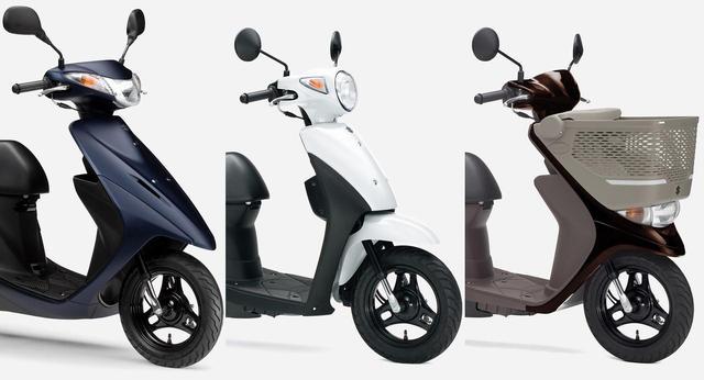 画像: スズキ原付50ccスクーターの3機種ぜんぶ知ってる? - スズキのバイク!