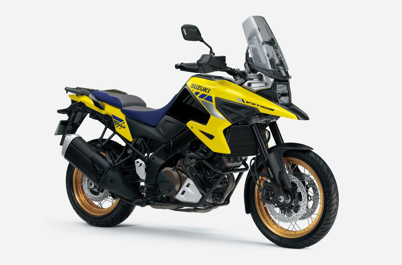 Images : 5番目の画像 - 【写真8枚】 Vストローム1050XT ABS - スズキのバイク!- 新車情報や最新ニュースをお届けします