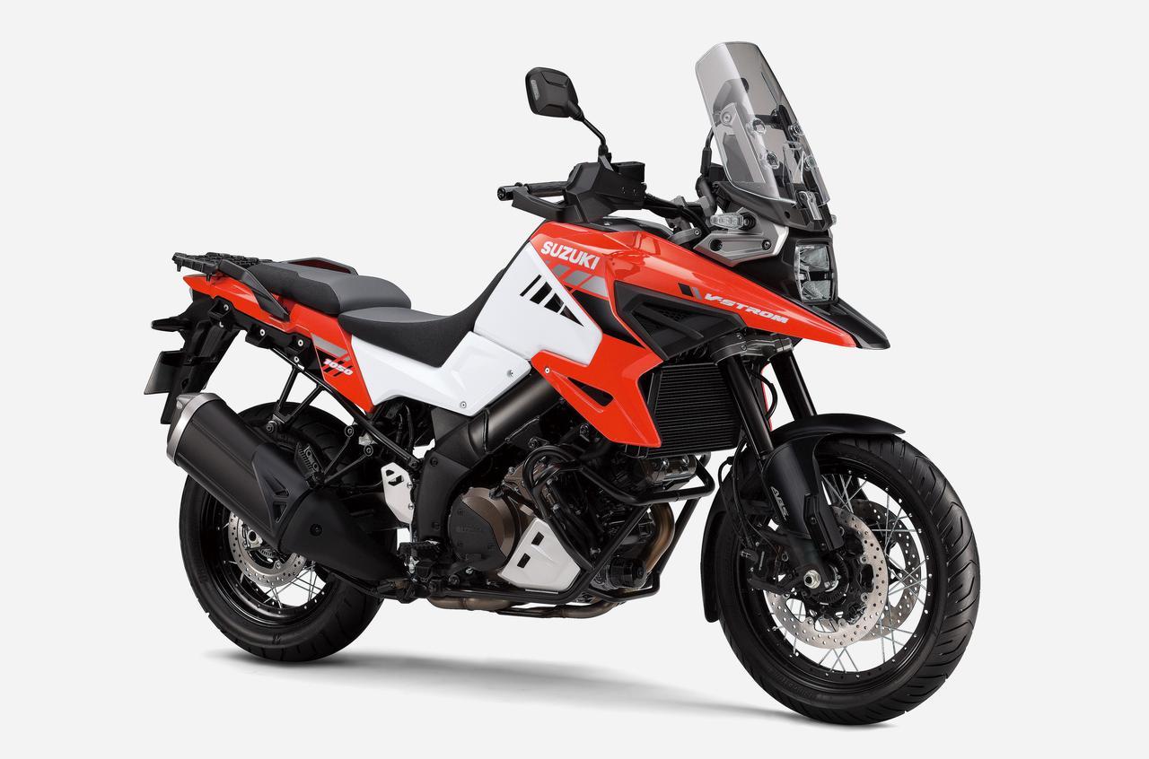 Images : 1番目の画像 - 【写真8枚】 Vストローム1050XT ABS - スズキのバイク!- 新車情報や最新ニュースをお届けします