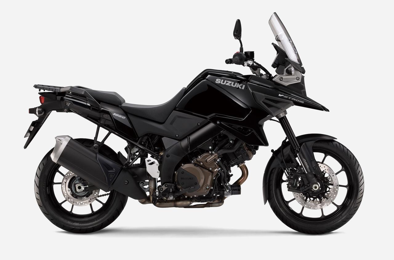 Images : 4番目の画像 - 【写真4枚】Vストローム1050 ABS - スズキのバイク!- 新車情報や最新ニュースをお届けします