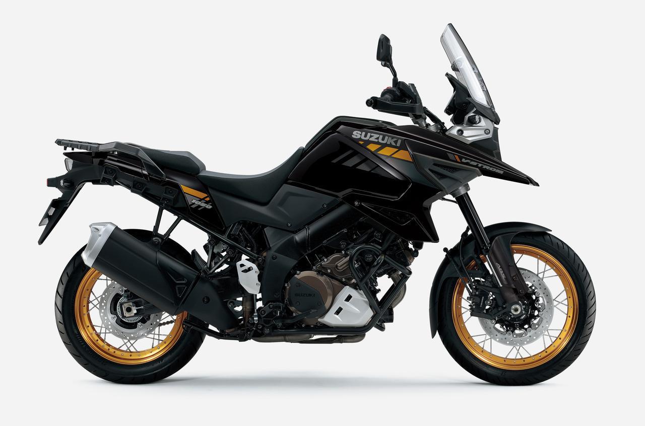 Images : 8番目の画像 - 【写真8枚】 Vストローム1050XT ABS - スズキのバイク!- 新車情報や最新ニュースをお届けします