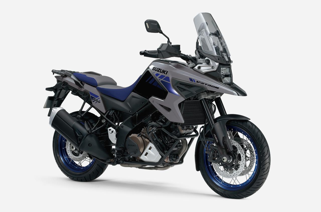 Images : 3番目の画像 - 【写真8枚】 Vストローム1050XT ABS - スズキのバイク!- 新車情報や最新ニュースをお届けします