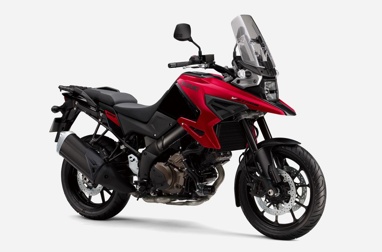 Images : 1番目の画像 - 【写真4枚】Vストローム1050 ABS - スズキのバイク!- 新車情報や最新ニュースをお届けします