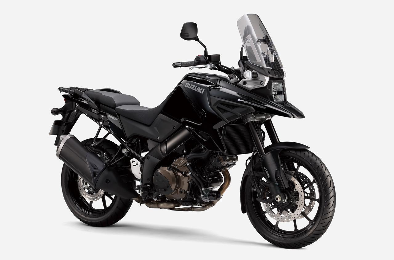 Images : 3番目の画像 - 【写真4枚】Vストローム1050 ABS - スズキのバイク!- 新車情報や最新ニュースをお届けします