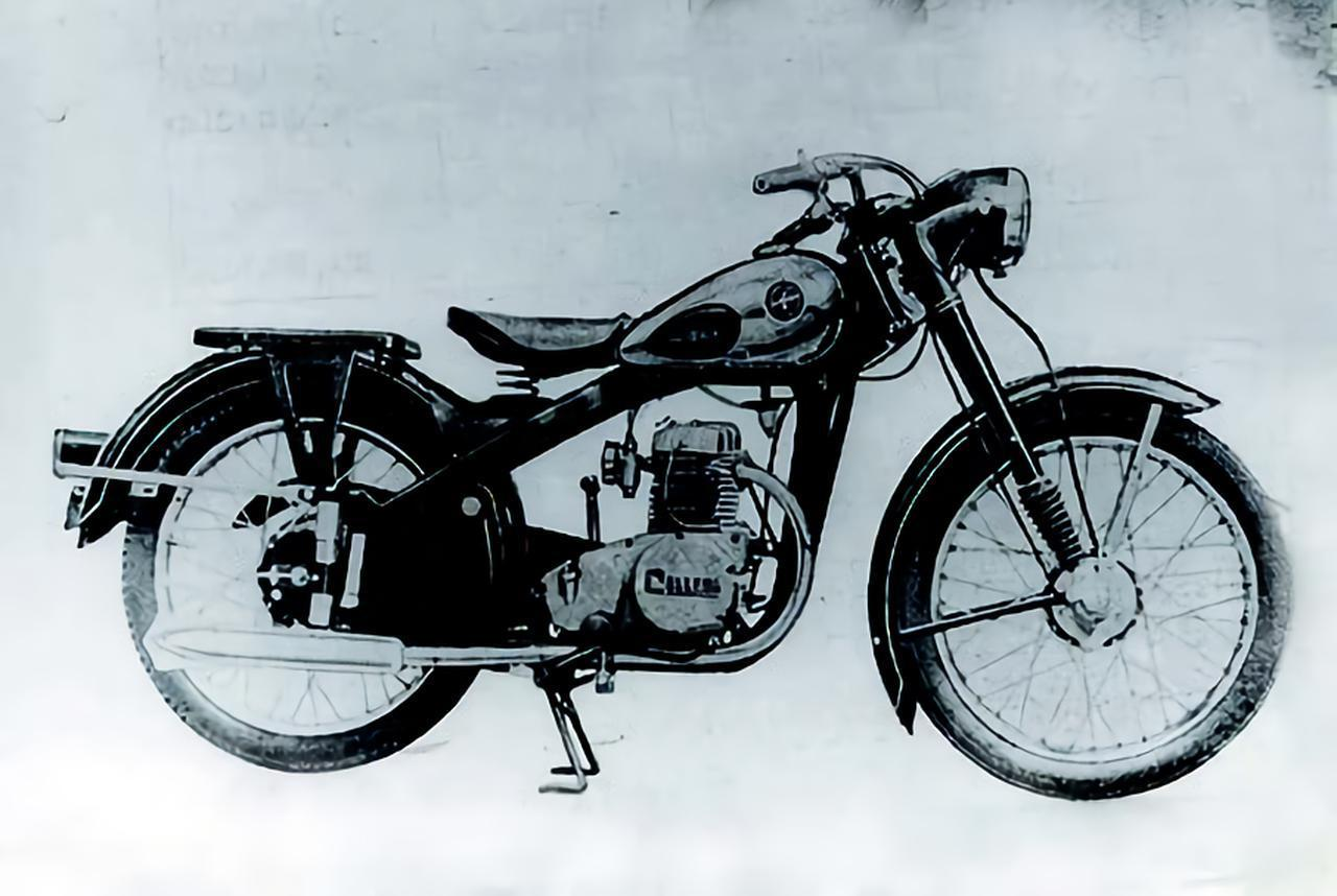 画像: スズキ コレダCO 1954年 5月
