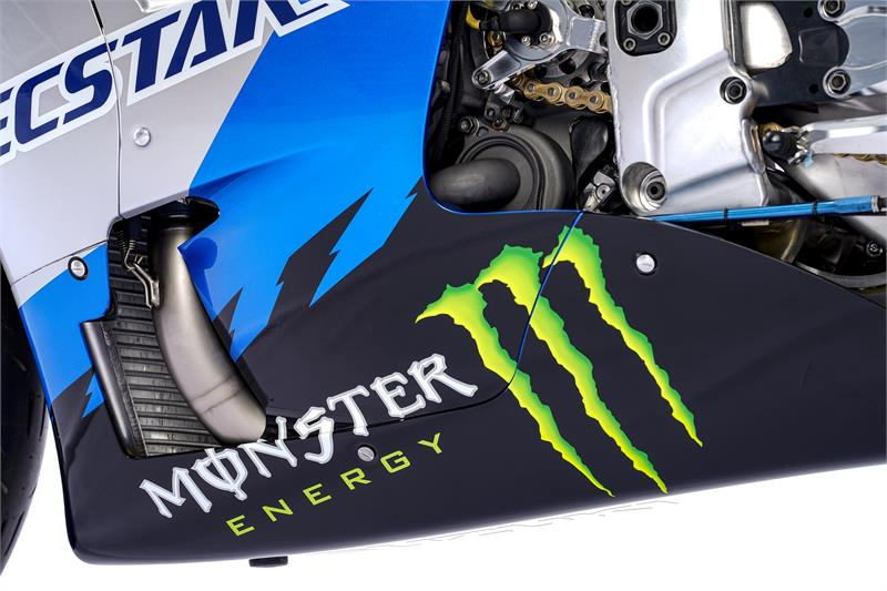 Images : 12番目の画像 - 「最高出力240馬力以上! スズキがモンスターエナジーとタッグを組んだ新型『GSX-RR』を初公開。全方位じっくりお見せします!【100%スズキ贔屓のバイクレース⑭/MotoGP 2021】」のアルバム - webオートバイ