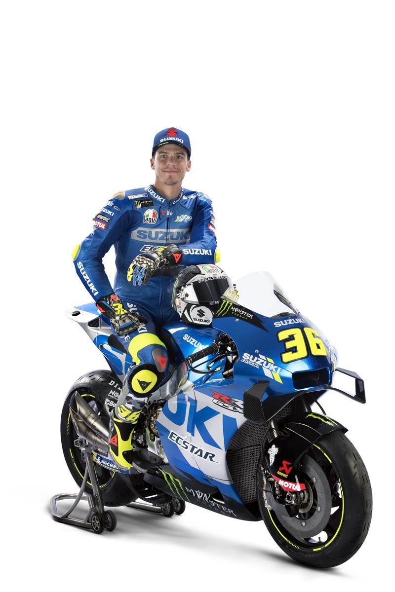 画像2: 最高出力240馬力以上! スズキがモンスターエナジーとタッグを組んだ新型『GSX-RR』を初公開。全方位じっくりお見せします!【100%スズキ贔屓のバイクレース⑭/MotoGP 2021】