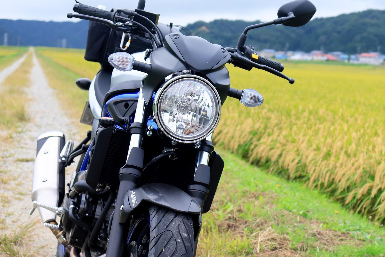 画像: 650ccでもきっちり大型バイク!スズキ『SV650』で1泊2日700km走って感じた◎と✖ - スズキのバイク!