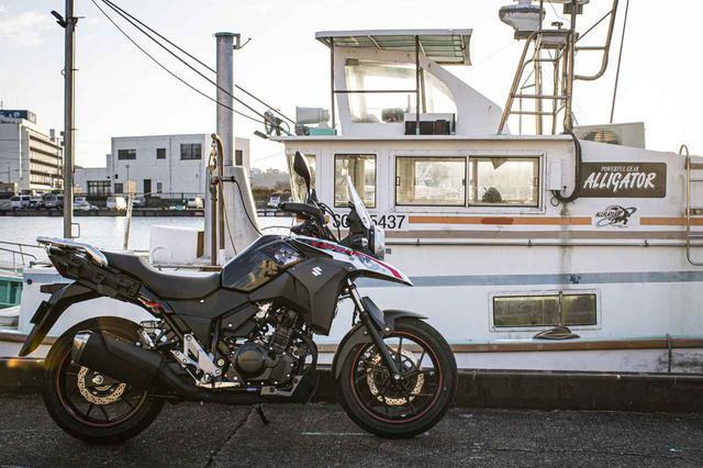 画像1: 下道ツーリング最強250ccはスズキ『Vストローム250』じゃないか?