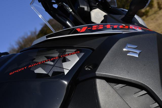 画像4: 250ccクラスで『Vストローム250』以上にゆったり走れるバイクは無い