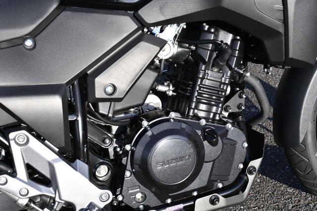 画像5: 250ccクラスで『Vストローム250』以上にゆったり走れるバイクは無い