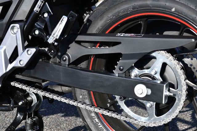 画像2: 250ccのバイクも維持費のメインは消耗品