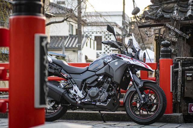画像5: 下道ツーリング最強250ccはスズキ『Vストローム250』じゃないか?