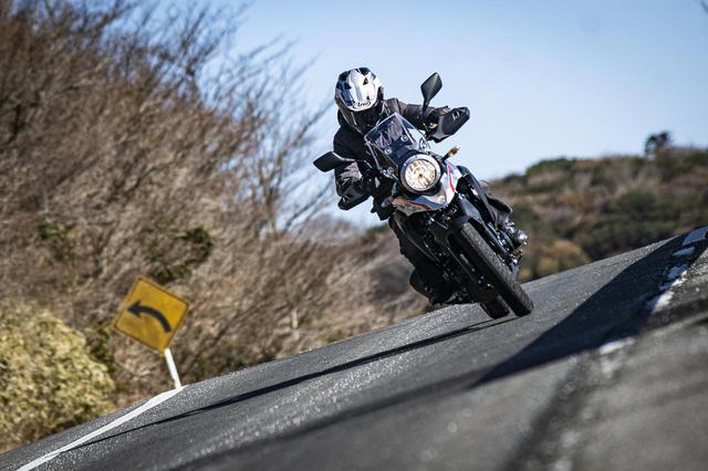 画像3: 下道ツーリング最強250ccはスズキ『Vストローム250』じゃないか?