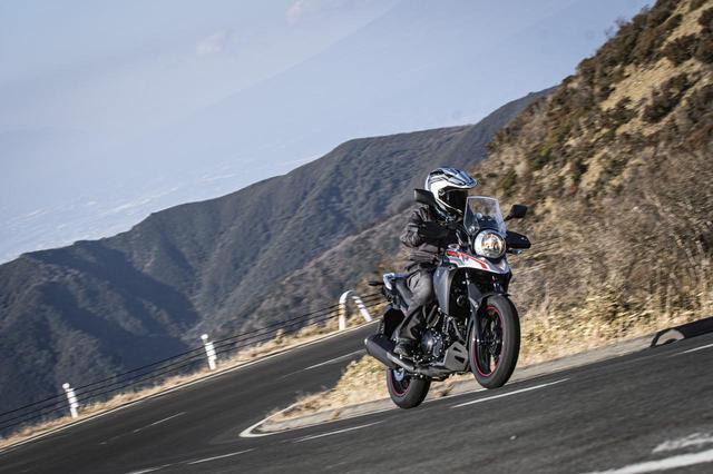 画像4: 下道ツーリング最強250ccはスズキ『Vストローム250』じゃないか?
