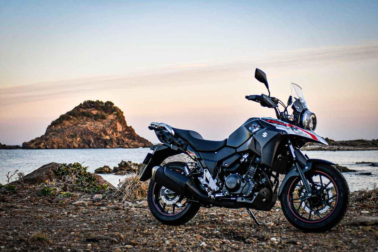 画像1: 旅するバイクにおいて性能以上に大事なもの