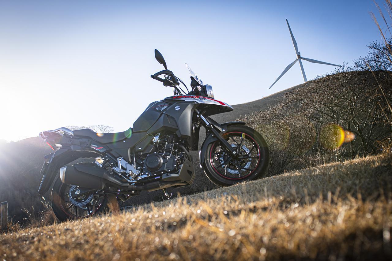 画像3: 旅するバイクにおいて性能以上に大事なもの