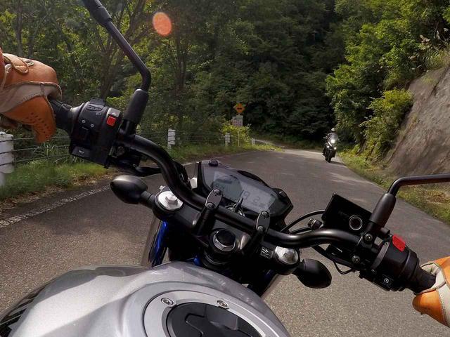 画像: 【過酷】あなたには行かないでほしい道『酷道352号線 樹海ライン』の真実【スズキSV650 酷道ツーリング紀行】 - スズキのバイク!