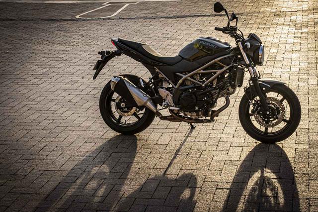 画像: スズキ『SV650』は250cc~400ccみたいにコンパクトだけど直進安定性が抜群すぎっ!? 大型バイク初心者にもおすすめです!【SUZUKI SV650/試乗レビュー② 優しさ編】