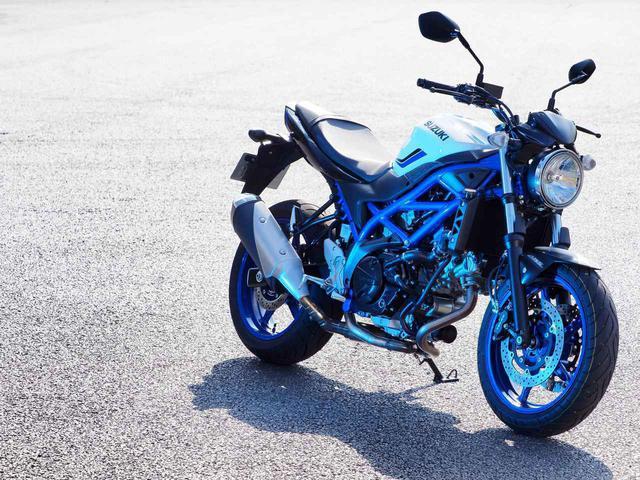 画像: ブレーキちょっと苦手……の人には2019年モデル以降のスズキ『SV650』がおすすめです! - スズキのバイク!