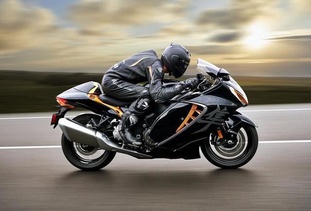 画像: 【正式発表】 スズキ新型『隼(ハヤブサ)』日本仕様の詳細が決定しました! - スズキのバイク!