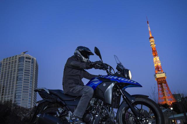 画像: 250ccの限界を感じない。『Vストローム250』がやたら売れてる理由って? - スズキのバイク!