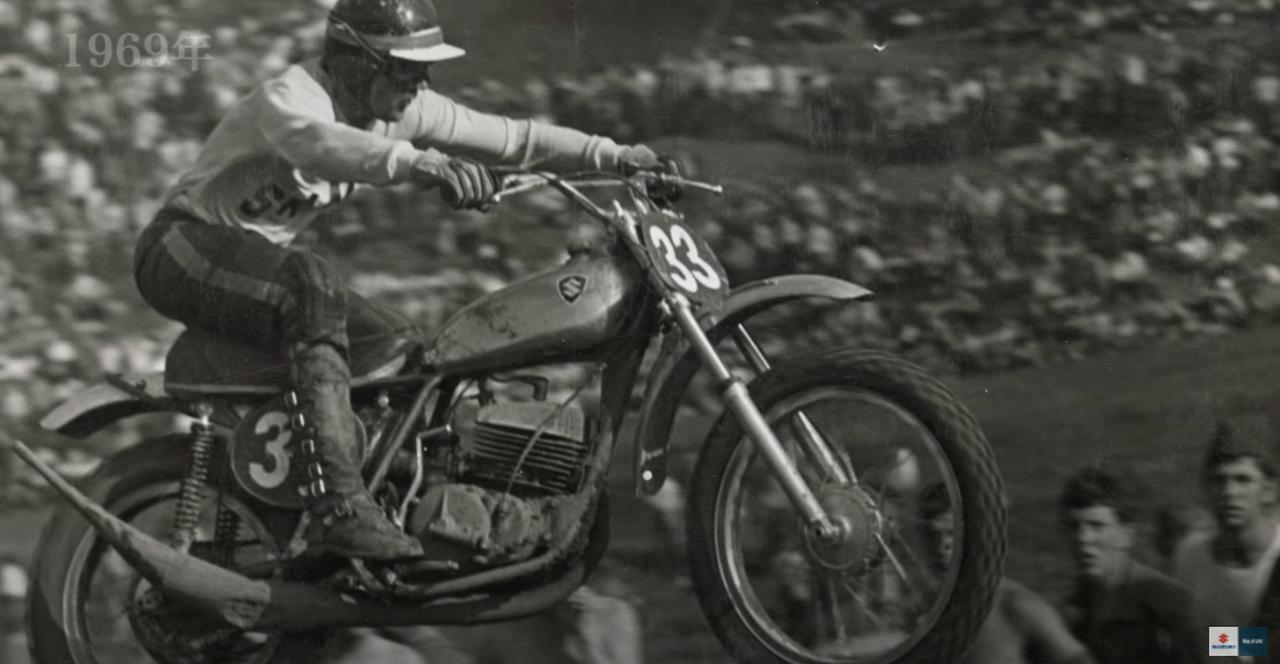 画像: 【オフロードファン必見】『スズキイエロー』誕生の理由を知ってる? 日本メーカーで初めてモトクロス世界選手権に挑み、 しかも10連覇!? - スズキのバイク!