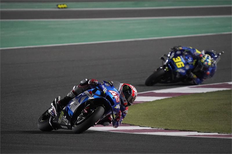 画像2: しかし、レースがスタートすると……