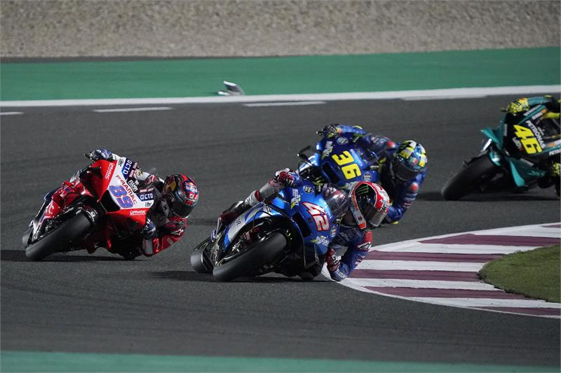 画像1: しかし、レースがスタートすると……