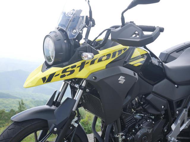 画像1: ツーリング特化型250ccバイクのスズキ『Vストローム250』のキャンペーンがスタート!
