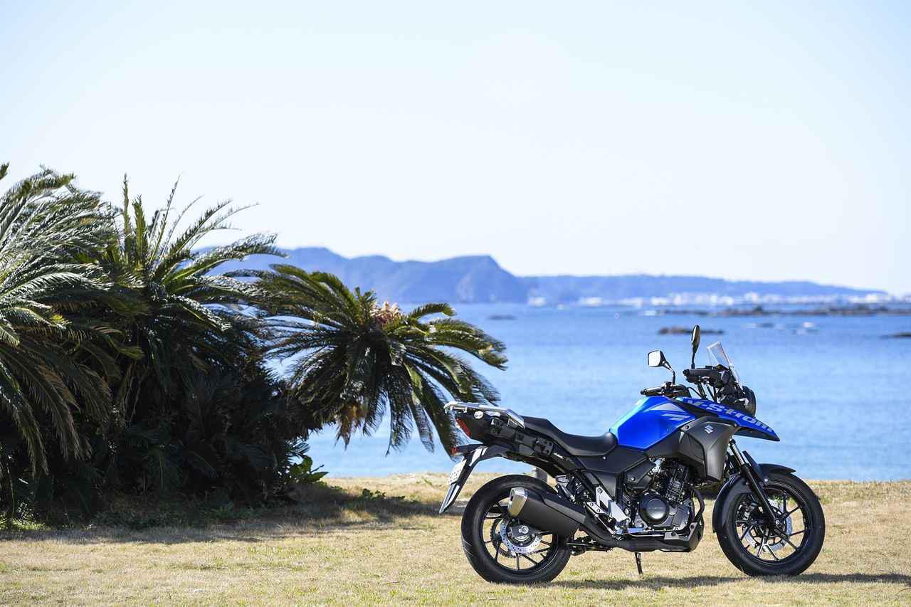 画像: 【朗報】250cc最強の旅バイク『Vストローム250』の純正パニアケースが実質2万8380円おトクに!? キャンプツーリングも余裕です!【SUZUKI/V-Strom250】