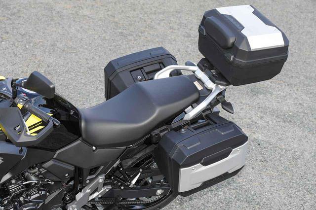 画像4: ツーリング特化型250ccバイクのスズキ『Vストローム250』のキャンペーンがスタート!