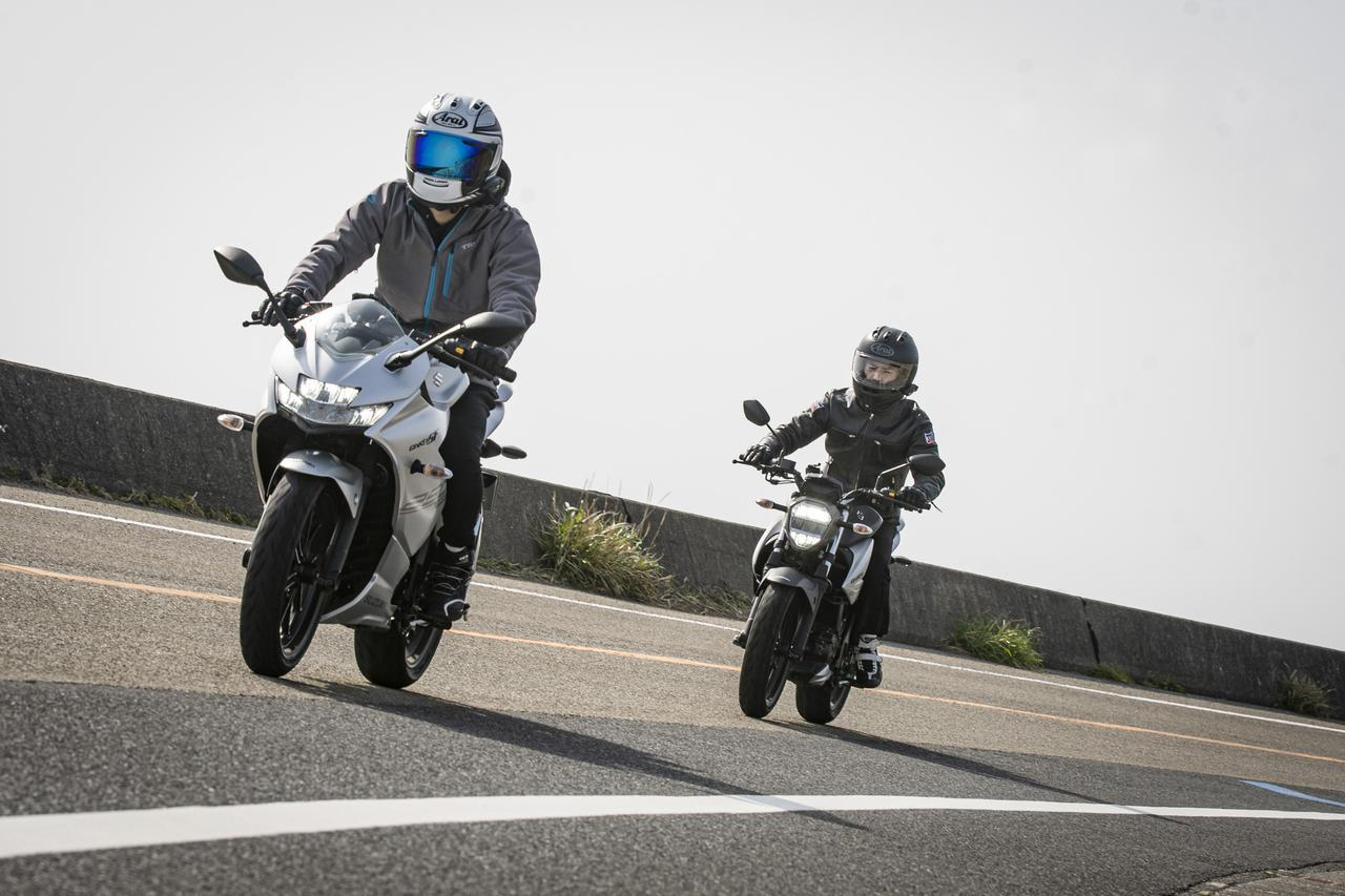 画像1: バイク初心者から『ライダー』へ