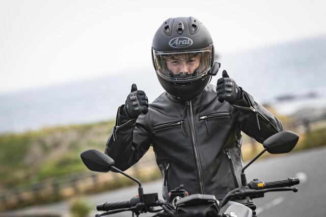 画像3: バイク初心者から『ライダー』へ