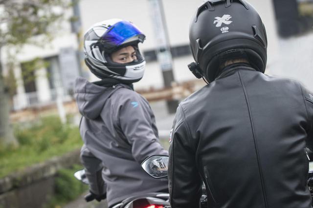 画像2: バイク初心者から『ライダー』へ