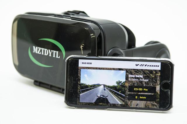 画像1: VRゴーグルと専用スマホアプリをインストールすれば迫力の3D大パノラマに!