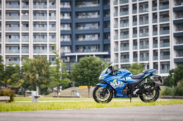 画像1: 250ccバイクで「スポーツする楽しさ」が誰にでも分かるジクサーSF250