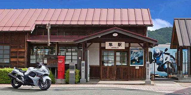 画像1: 『隼ラッピング電車』も新型へ!