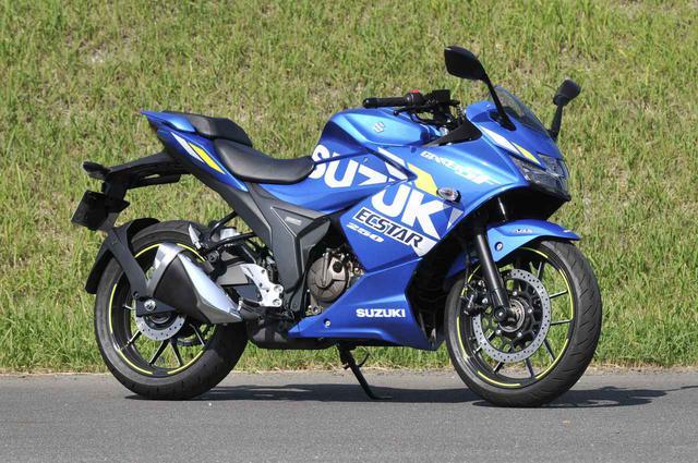 画像1: スズキの250ccバイク『ジクサーSF250(2021)』を解説します!