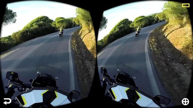 画像2: VRゴーグルと専用スマホアプリをインストールすれば迫力の3D大パノラマに!