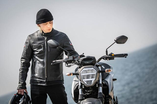 画像3: バイク乗りとしての『なりたい自分』が見えてきた?