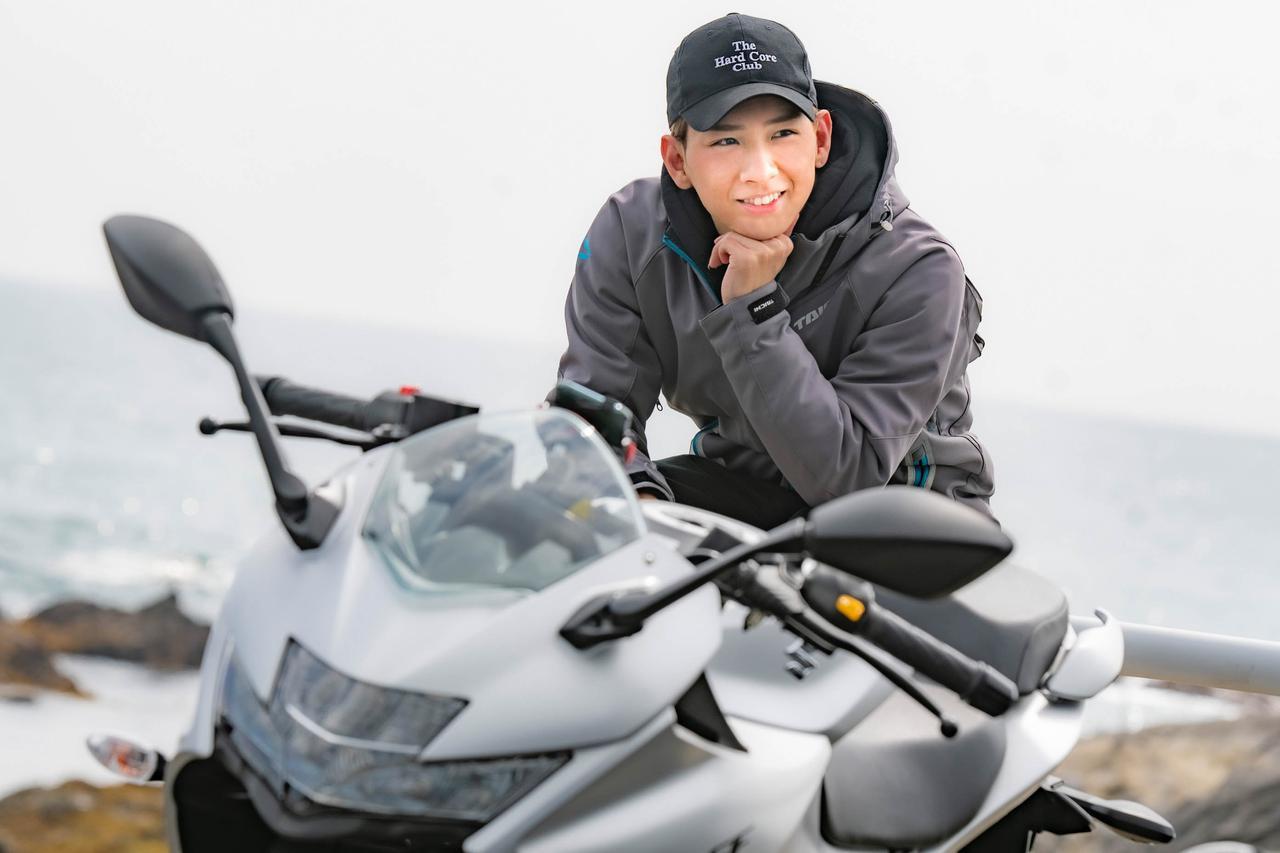 画像2: バイク乗りとしての『なりたい自分』が見えてきた?