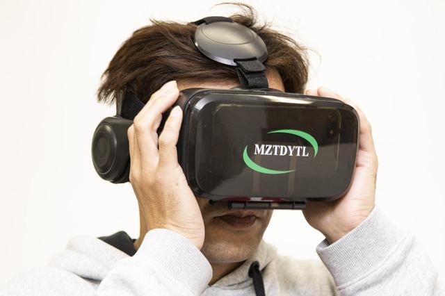 画像3: VRゴーグルと専用スマホアプリをインストールすれば迫力の3D大パノラマに!