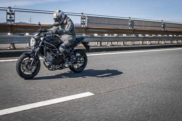 画像: スズキ『SV650』は250cc~400ccみたいにコンパクトだけど直進安定性が抜群すぎっ!?  - スズキのバイク