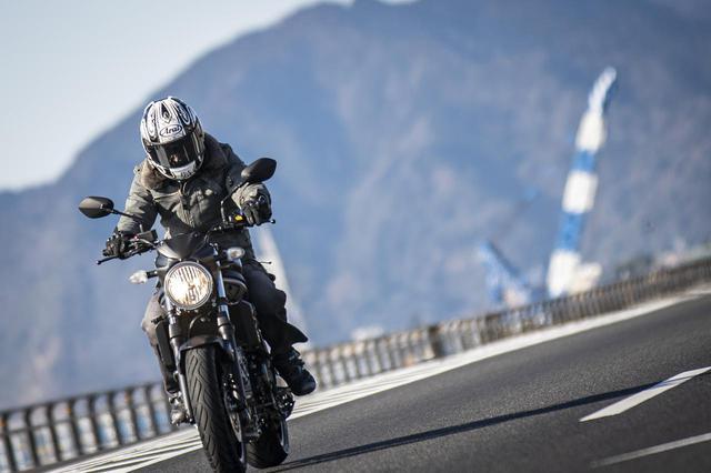 画像: SV650の76.1馬力に感じる『パワー』よりも大事なもの - スズキのバイク!