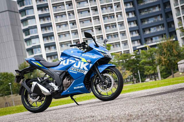 画像2: 250ccバイクで「スポーツする楽しさ」が誰にでも分かるジクサーSF250