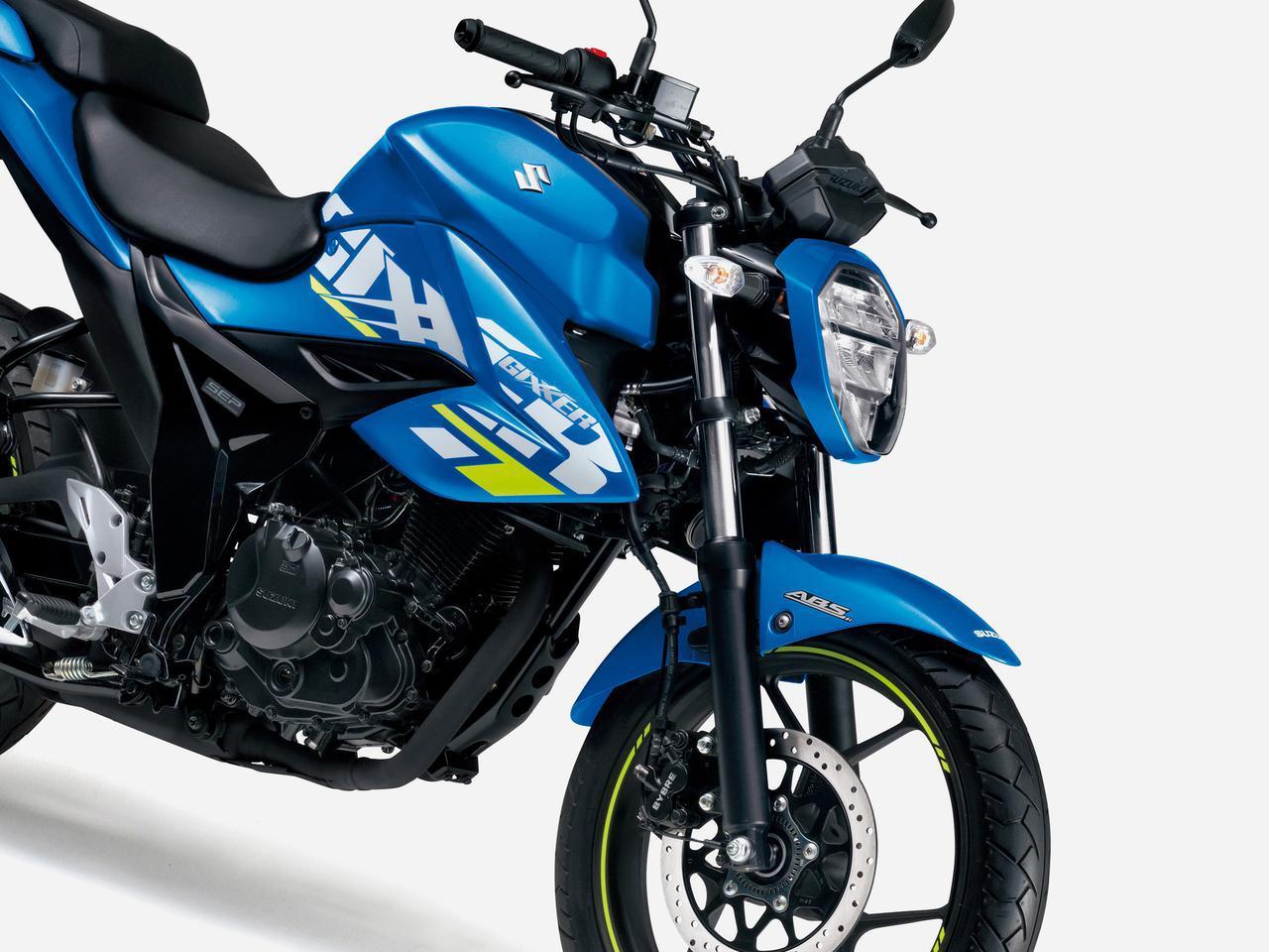 画像: 【ジクサー150】新車35万2000円の最強コスパ系! スズキの燃費王『ジクサー(150)』の2021年モデルが攻めのカラーに!?  - スズキのバイク!
